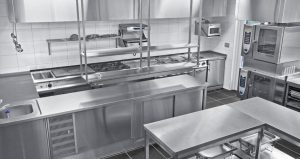 geurfilterkast horeca keuken