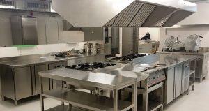 luchtbehandelingsinstallatie horeca keuken